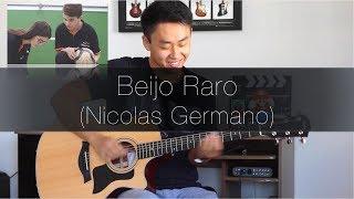Baixar (Nicolas Germano) Beijo Raro - Rodrigo Yukio Cover | 7K Subs, Parceria Nicolas Germano 2018