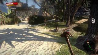 Dead Island - 4 Player Co-op Gameplay PC HD