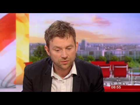 Damon Albarn wonderland BBC Breakfast