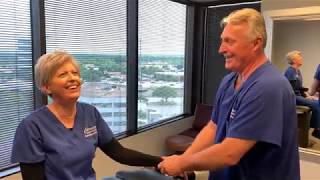 Your Houston Chiropractor Dr Greg Johnson Gives Renae A