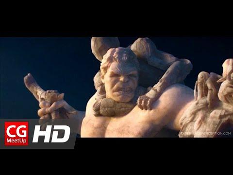 CGI Avengers Age of Ultron Montage | CGMeetup