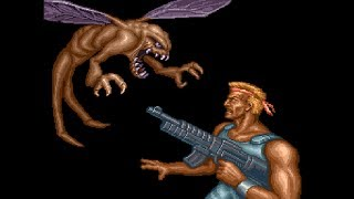 Contra 3: The Alien Wars - No Deaths Gameplay [Hard]