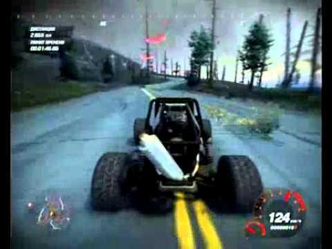 Fuel видео игры