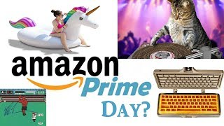 Weird, Strange, and Cool Things From Last Years Prime Day