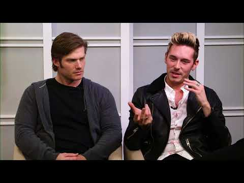 LIVE: Nashville stars Chris Carmack and Sam Palladio