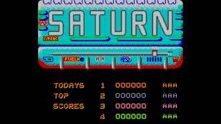 Saturn (Arcade Music) 01 Start Stage