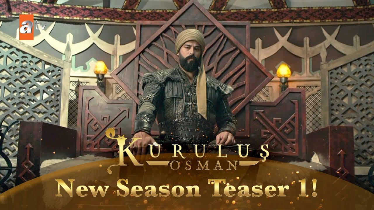 Download Kurulus Osman Urdu   Season 3 Teaser 1