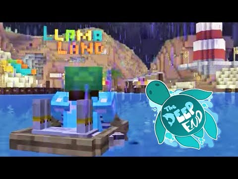 Sneaking Into Llama Land - The Deep End Ep.5