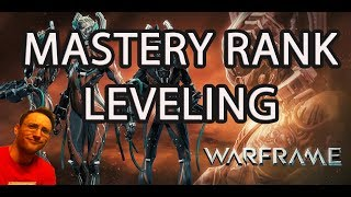 Warframe Gameplay +commentary - Level Up Mastery Rank Quickly WHILE Farmin Mesos and Orokin Cells