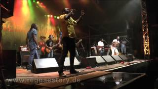 L.U.S.T. - 1/6 - ... + Let It Flow - Reggae Jam 2014 Mp3