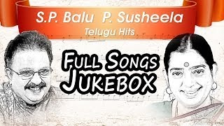 S.P. Balasubramanyam & P.Susheela Telugu Romantic Hits || Jukebox