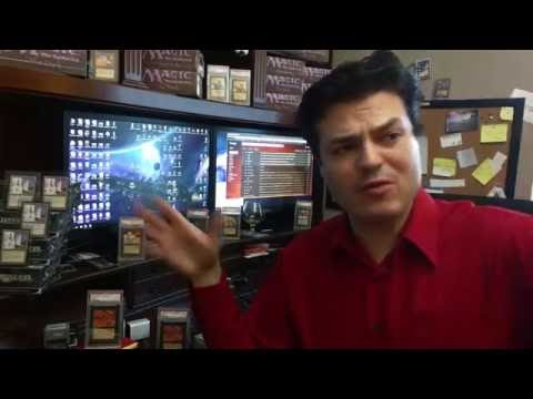 To BUY Magic boxes...I went to the DARKSIDE...for a Brokerage Firm...Story Time Episode #2