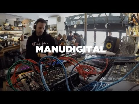 Manudigital • Live Set • Le Mellotron