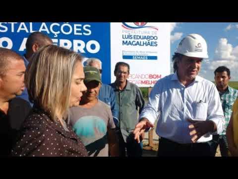 PREFEITURA APRESENTA ÁREA DEFINITIVA DO ATERRO SANITÁRIO