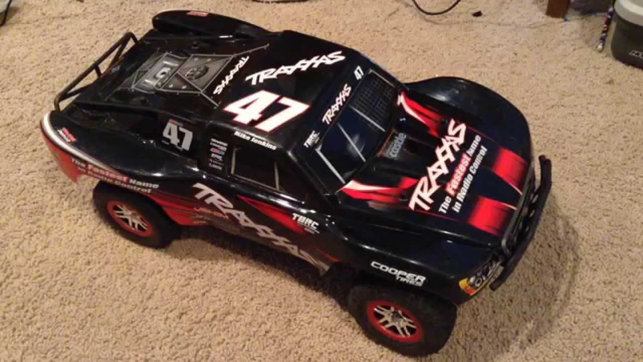 Traxxas slash 2wd thoughts (with LCG chassis)