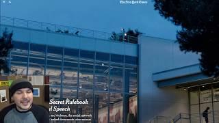 Facebook's Authoritarian Speech Police