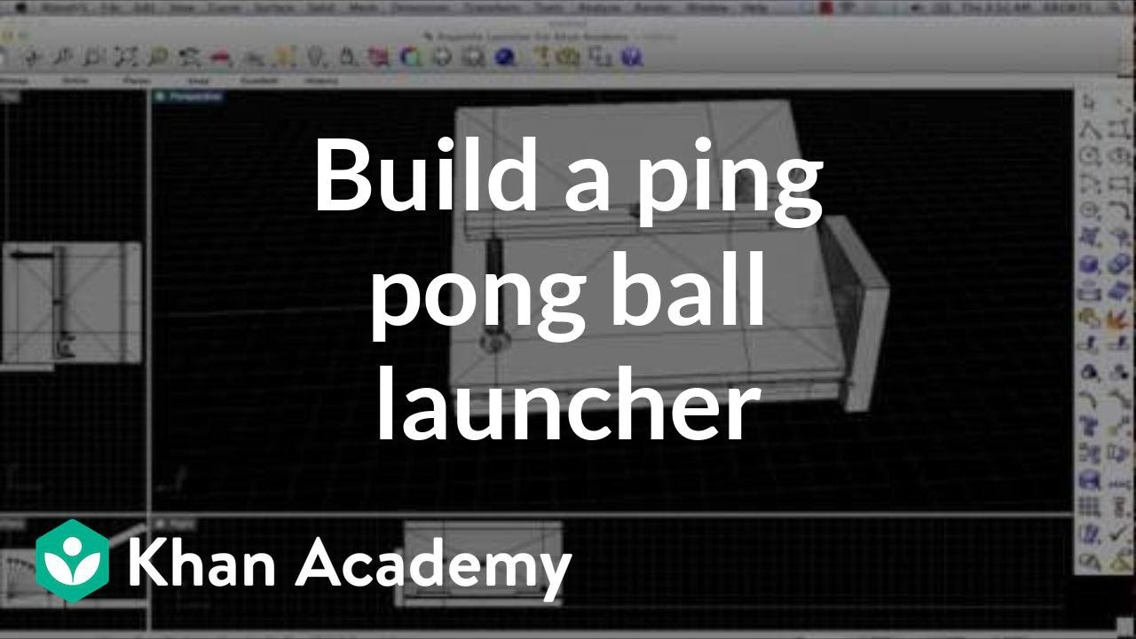 Cotton Ball Launcher - Fun STEM Activity - YouTube | 720x1280