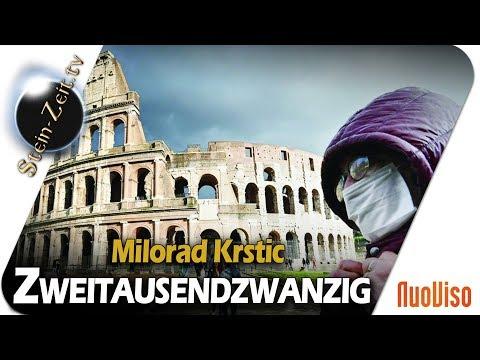 Zweitausendundzwanzig - Milorad Krstic im Gespräch mit Robert Stein