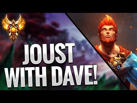 A Grandmaster Returns To Ranked Joust- Smite