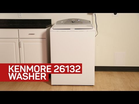 kenmore 26132. this budget clothes cleaner washes stains away kenmore 26132