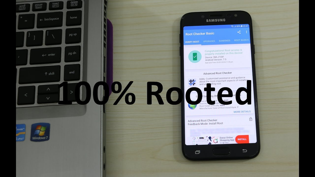 [100%] How to Root Samsung Galaxy J7 Pro All Models Nougat 7 0 [Easy 4  Steps]