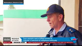 Athi Mtongana on Cape Town Mosque attack