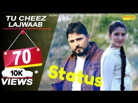 Tu Cheez Lajawab | Status | Dk Creations