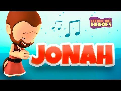 Jonah - Christian Songs for kids - Little Big Heroes
