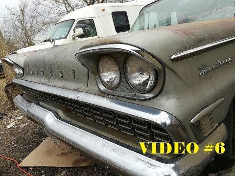 Will It Run? 1959 Mercury Monterey: Asleep For A Decade Video 6