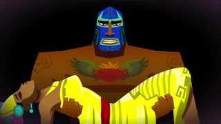 Guacamelee! final battle +secret ending