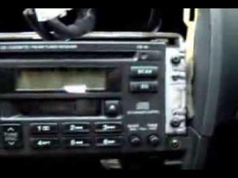 2005 hyundai sonata radio not working