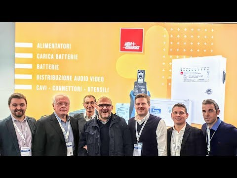 Alpha Elettronica A Sicurezza 2019 - Milano - Video Completo