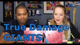 True Damage - GIANTS | League of Legends (Jane and JV REACTION 🔥)