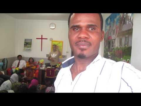 Ben Ani Ministry  Program  Pastor Ben Ani With Pastor Paul  From Australia