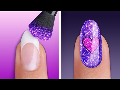 31 FANTASTIC IDEAS WITH NAIL POLISH