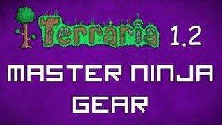 Master Ninja Gear - Terraria 1.2 Guide New Ninja Accessory! - GullofDoom - Guide/Tutorial