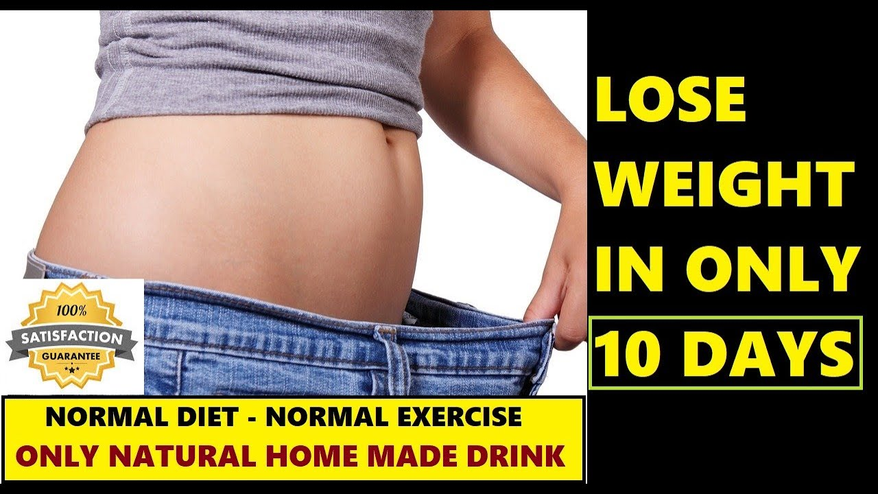 Reduce Weight In 10 Days At Home Without Exercise How To Reduce Weight How To Lose Weight Fast Youtube
