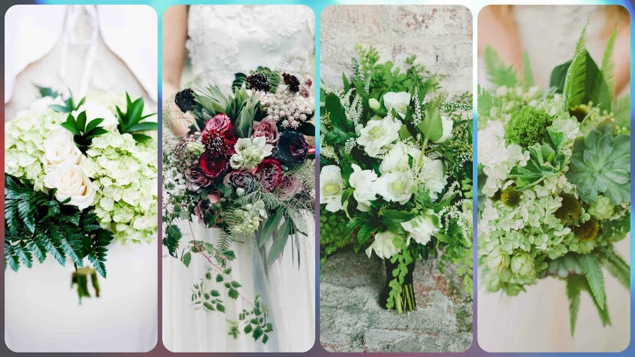 Tendenze Bouquet Sposa 2018.20 Idee Per Bouquet Sposa 2018 Tendenze Youtube