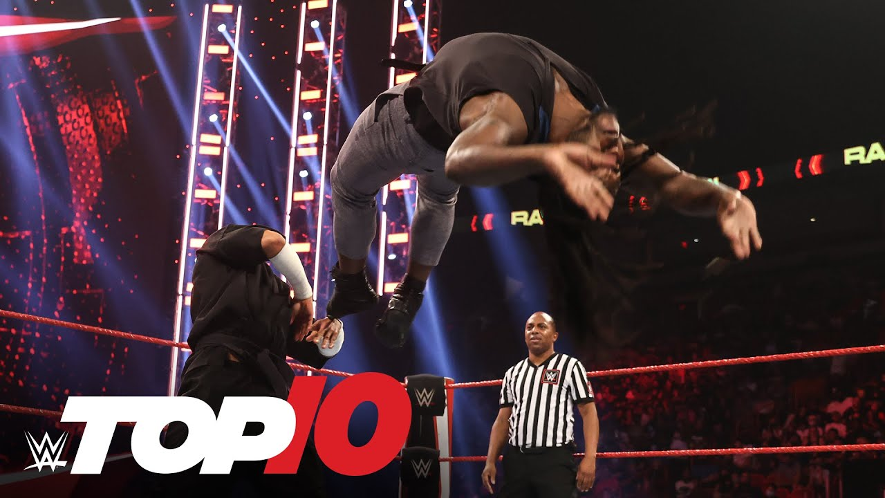 Download Top 10 Raw moments: WWE Top 10, Sept. 6, 2021