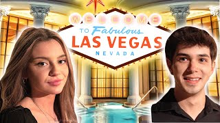 TAKING THE RICHEST GIRL IN AMERICA TO VEGAS!