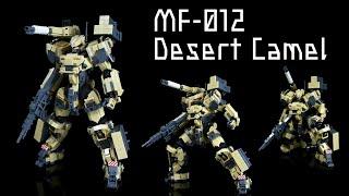 LEGO mech / MF0-12 Desert Camel