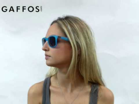 d69bd27c8e9 Ray Ban Tech RB4195 Liteforce Wayfarer 60848F Blue Sunglasses Blue Gradient  Lens