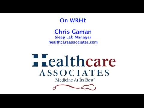 Chris Gaman from Healthcare Associates of Irving on the radio - January 2013 [1]