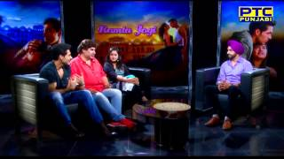 Film-Ramta Jogi I Exclusive Star Cast Interview I Deep Sidhu I Ronica Singh I Guddu Dhanoa I 2015