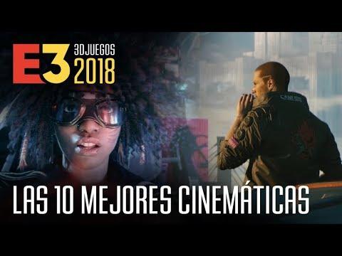 Las 10 mejores cinemáticas del E3 2018
