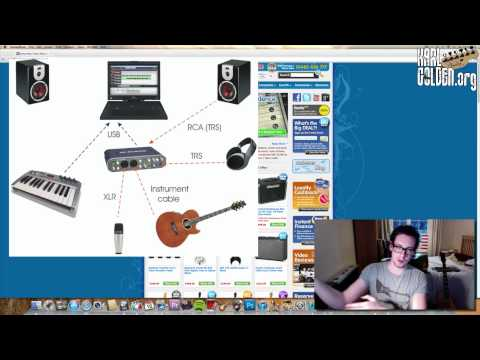 Creating a Home Recording Studio - Pricing/Equipment/Software/Hardware