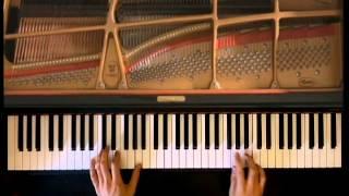 """Addash kan fi nass"" (Piano Solo) - قديش كان في ناس بيانو صولو"