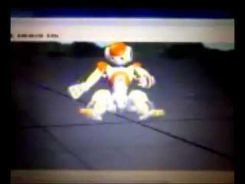 ROBOTICA: MOVIMIENTOS DE UN NAO EN CHOREGRAPHE