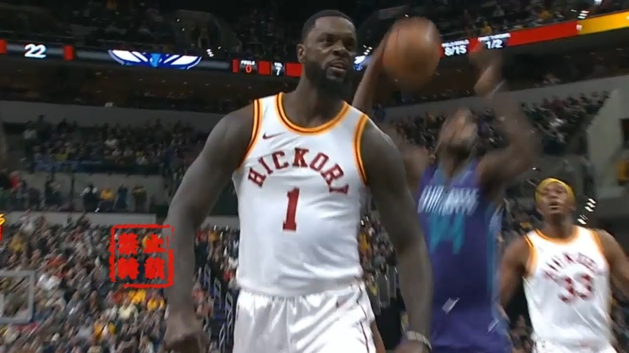 Lance Stephenson With The Shaqtin A Fool Of The Year!