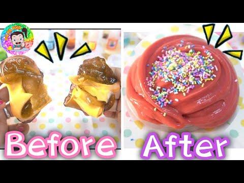 Makeover Slime Challenge #5  สไลม์ วงล้อ เสี่ยงโชค l By Papapha